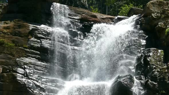 Thumbnail for Waterfall Ramboda In Sri Lanka 8