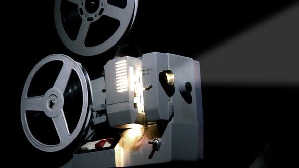 Thumbnail for Old Projector Showing Film 2