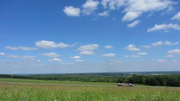Thumbnail for Summer Landscape  Road -