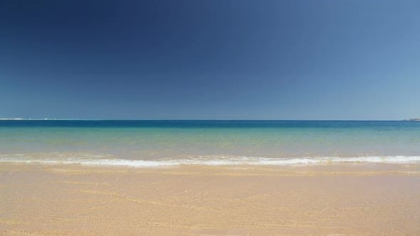 Cover Image for Beautiful Landscape  Gold Sand Beach 2