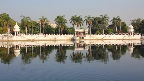 Thumbnail for Pichola Lake In Udaipur India 5