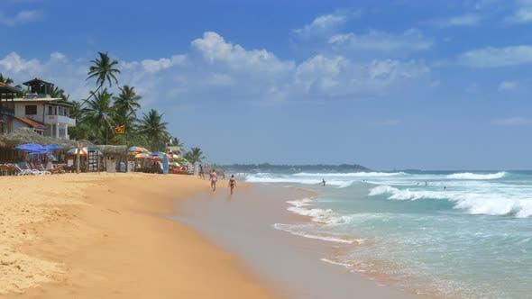 Thumbnail for Strand In Hikkaduwa - Sri Lanka 3