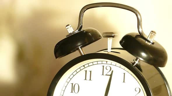 Thumbnail for Vintage Alarm Clock Ringing -