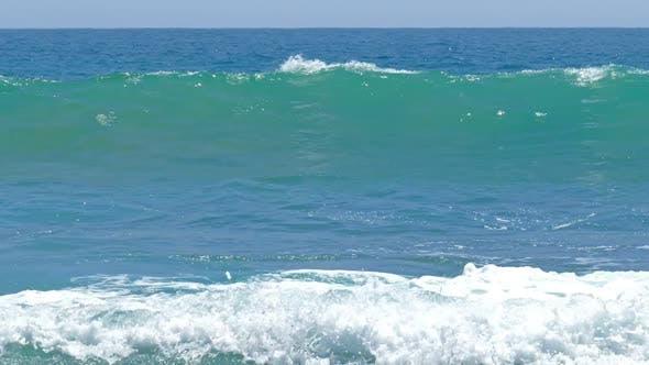 Thumbnail for Landscape  Ocean Waves 4