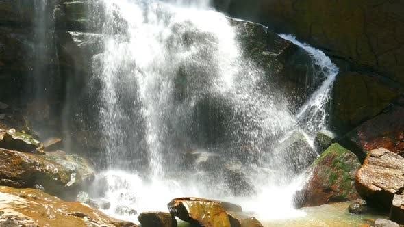 Thumbnail for Waterfall Ramboda In Sri Lanka 4