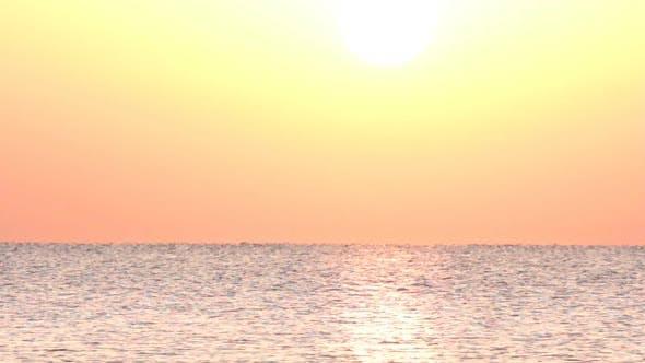 Thumbnail for Sunrise Over Sea - 2