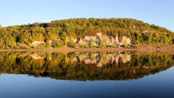 Thumbnail for Autumn Landscape  River 1