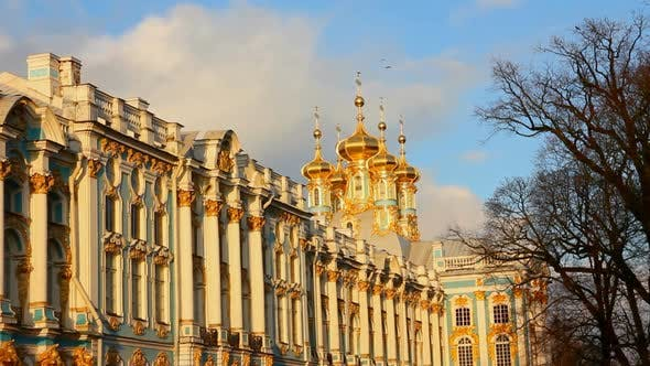 Thumbnail for Katharinenpalast - Puschkin, Zarskoe Selo, Sankt Petersburg 1
