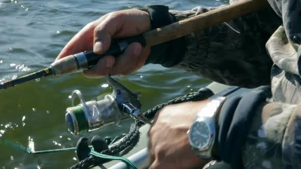 Thumbnail for Fishing  Spinning -