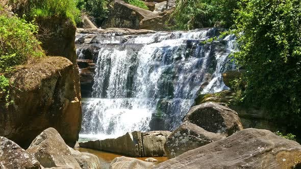 Thumbnail for Forest Waterfall In Sri Lanka 3