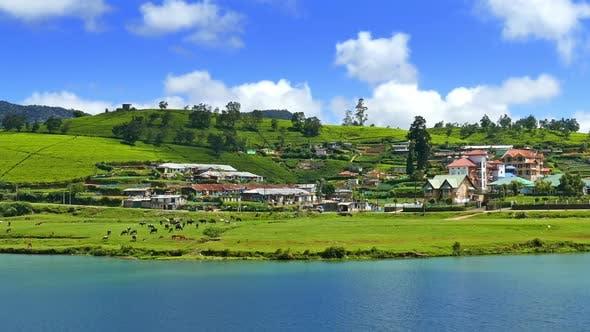 Thumbnail for Landschaft Gregory See In Nuwara Eliya - Sri Lanka 1