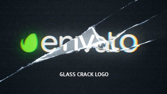 Thumbnail for Glass Crack Logo