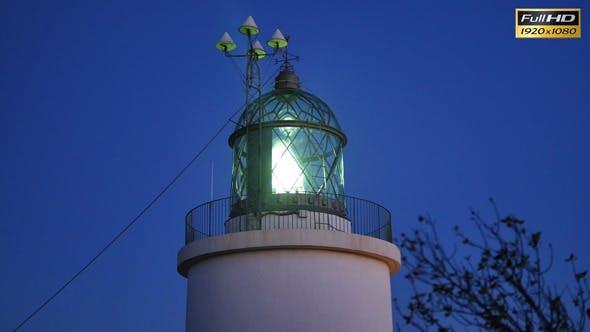 Thumbnail for Maritime Lighthouse Start at Sunset