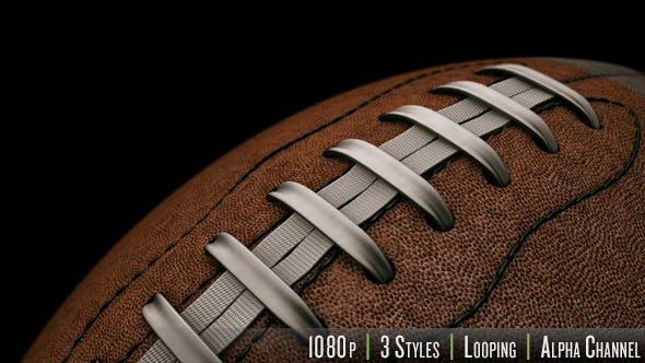 Thumbnail for American Football Spiral