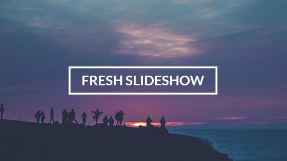 Thumbnail for Fresh Slideshow