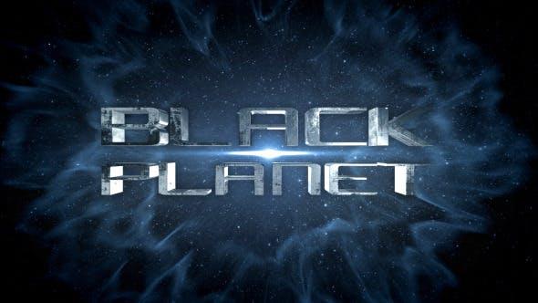 Thumbnail for Bande-annonce de la Planète noire
