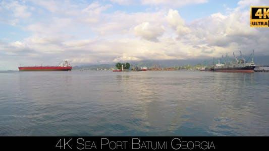 Thumbnail for Sea Port Batumi