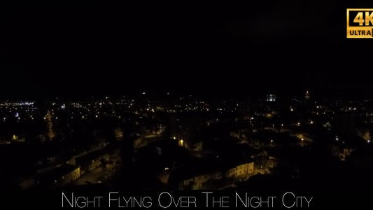 Thumbnail for Night Flying Over The Night City 5