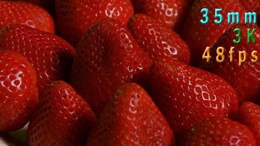 Thumbnail for Fresh Strawberries Rotate