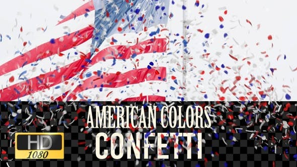 Thumbnail for American Color Confetti