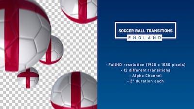 Soccer Ball Transitions - England