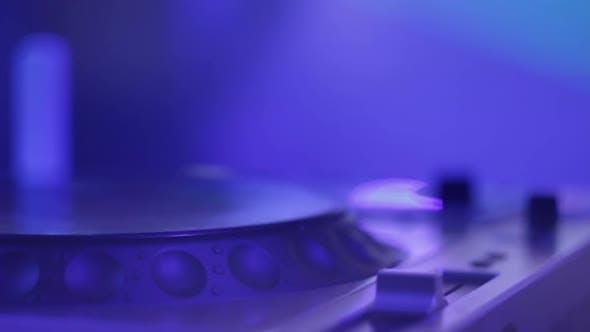 Thumbnail for DJ Mixer in Night Club