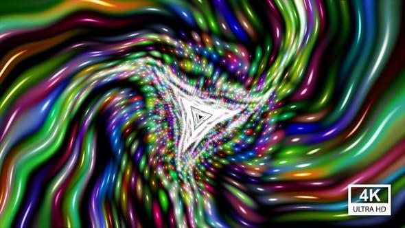 Thumbnail for Vj Partikel-Hintergrund 4K