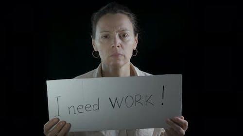 Verlust des Arbeitsplatzes.