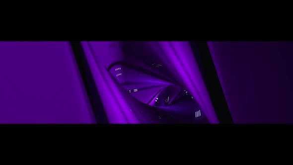 Thumbnail for 8K Space Dj Tunnel Loop