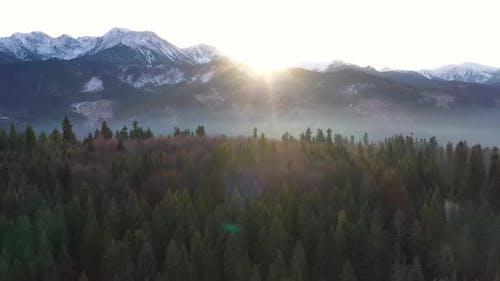 Wunderschöne Landschaft