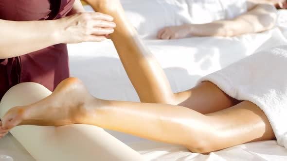 Thumbnail for Legs Massaging