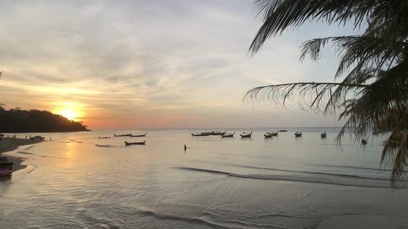 Thumbnail for Sunset at Kamala Beach in Phuket