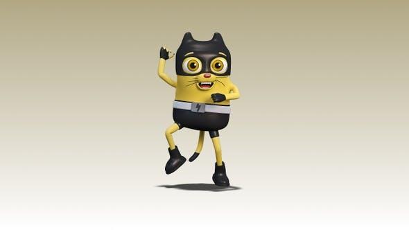 Cat Thomas Dance Gangnam