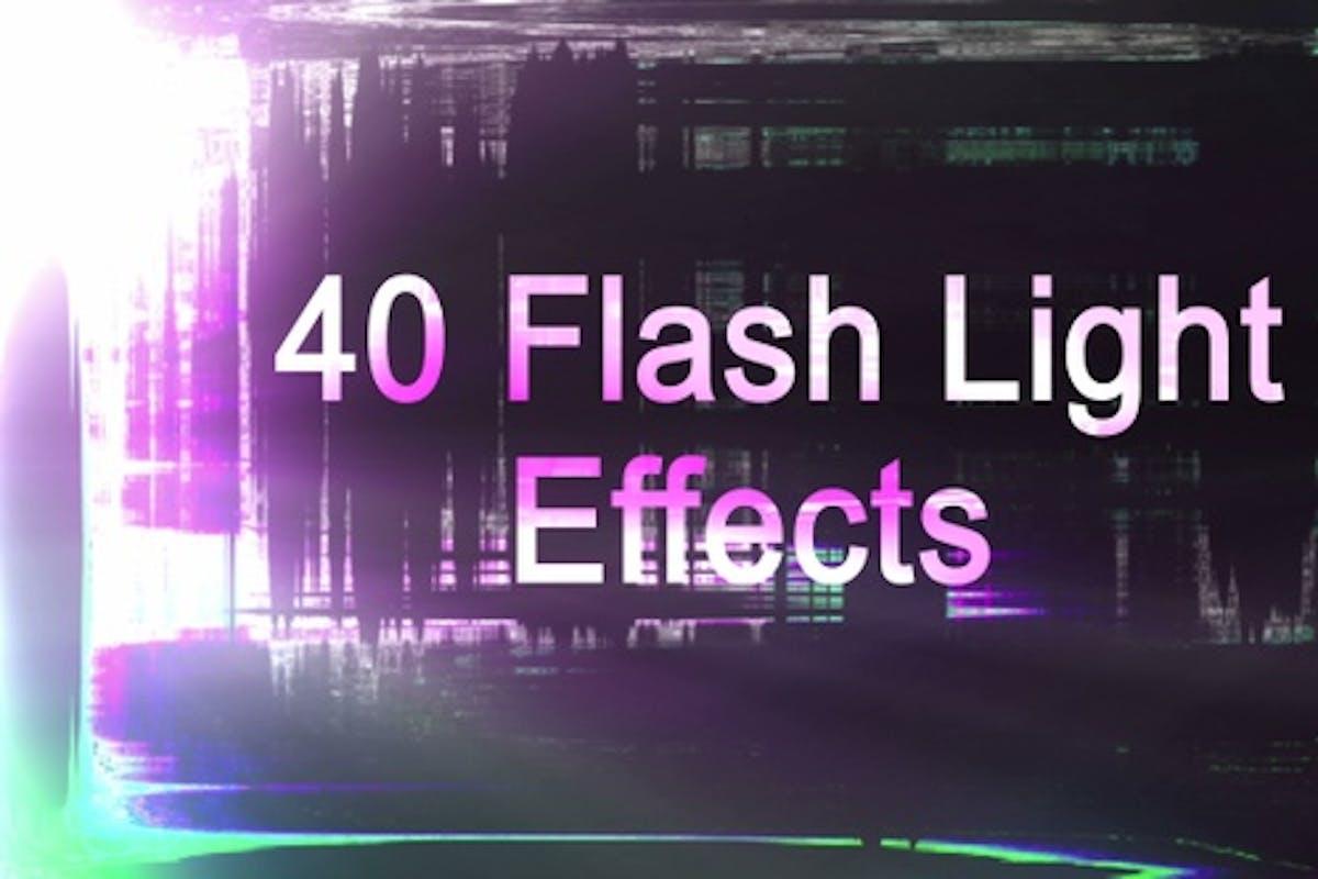 Glitch Transitions 4k by steve314 on Envato Elements