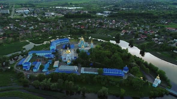 Thumbnail for Gorodok Convent, church