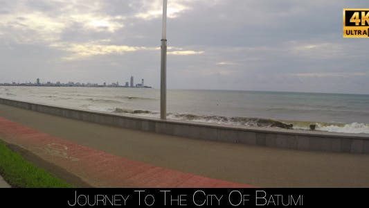 Cover Image for Journey To The City Of Batumi