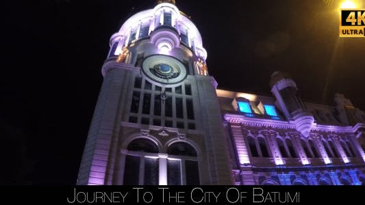 Thumbnail for Journey To The City Of Batumi 10