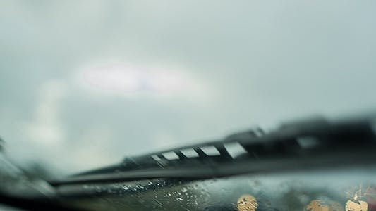 Thumbnail for Raindrops on the Windshield