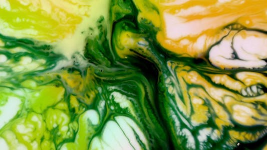 Thumbnail for Abstract Colorful Paint Ink Liquid Explode 14
