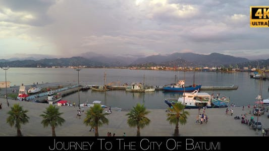 Thumbnail for Journey To The City Of Batumi 24