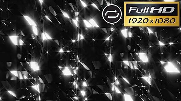 Thumbnail for VJ Neon Polygonleuchten V2