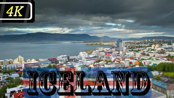 Thumbnail for Reykjavik City View 2