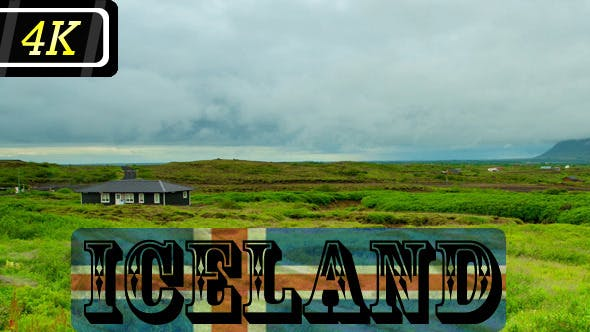 Thumbnail for Cloudy Morning in Iceland