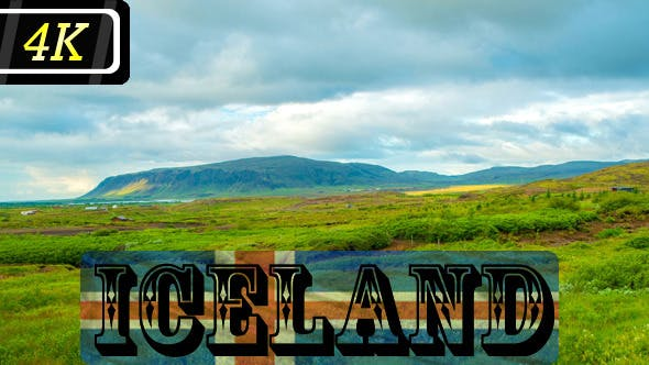 Thumbnail for Cloudy Morning in Iceland 2