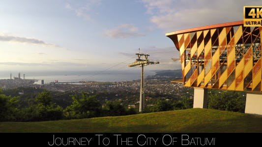Cover Image for Journey To The City Of Batumi 37