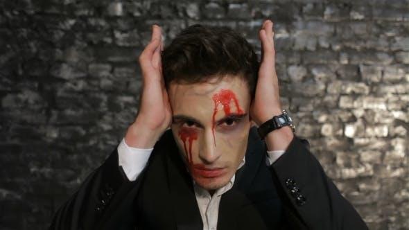 Thumbnail for Male Vampire Preens