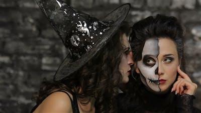 Enchantress Whispers Skeleton