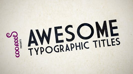 Cover Image for HD Kinetic Typography
