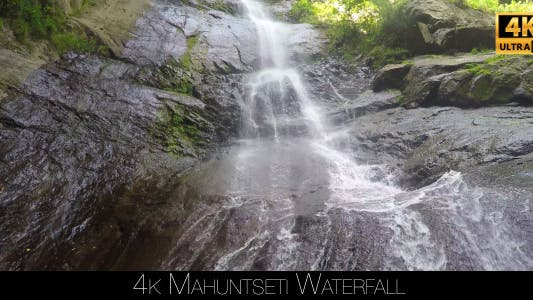 Thumbnail for Mahuntseti Waterfall 2