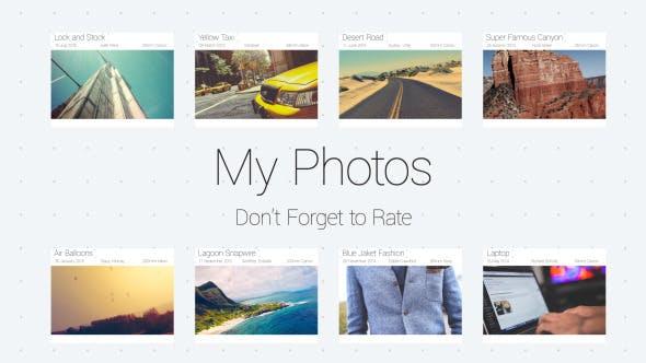 Thumbnail for My Photos Slideshow